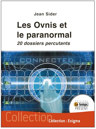 Ovnis et le paranormal... de Jean Sider Nouveau-image-bitmap-e962c7