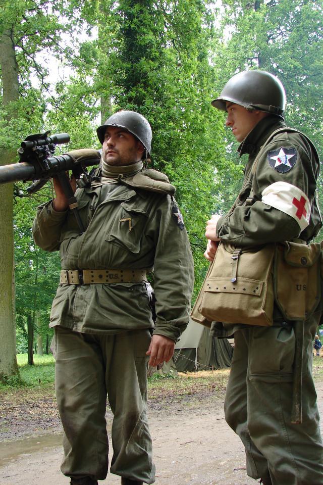 L'Association Crèvecoeur: La 29éme Division d'Infantrie U.S. de 1942-1945 Dsc04280-f070cd