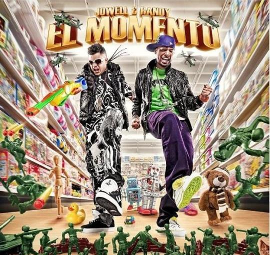 Jowell & Randy – El Momento (CD Completo + Official)