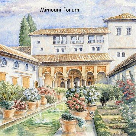 Hôtel  Espagne - Naissance et mort du Royaume Amazigh - Page 2 Granada-mimouni-forum4-131523c