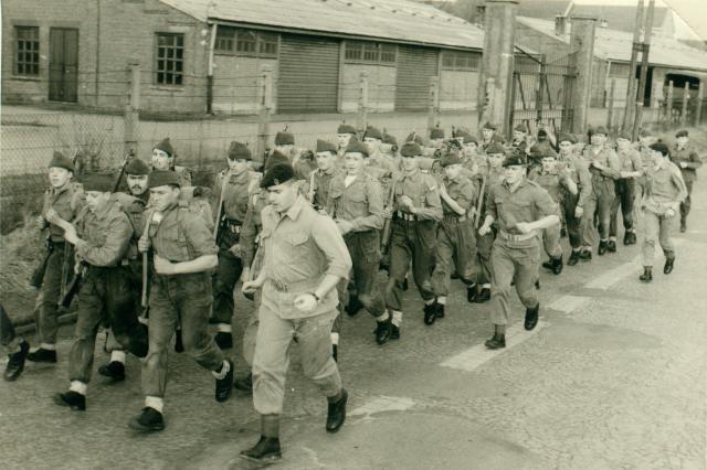 2me Commando 1966. Flawinne-1967-spe...ch-16-km-14be340