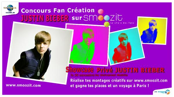 Smoozit T'invite au showcase privé de Justin Bieber!! Pub-justin-bieber-smoozit-220acc8