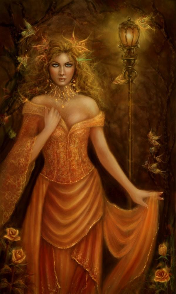 belle-image-femme-orangee-flora