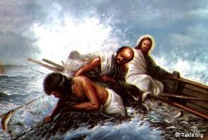 MÉDITATIONS CHRÉTIENNES POUR TOUTE L`ANNÉE - Pere Buse`e - Cie de Jésus - année 1708 Peche-miraculeuse1-634018