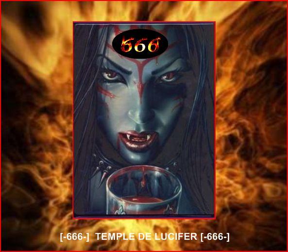 [-666-] TEMPLE DE LUCIFER [-666-]