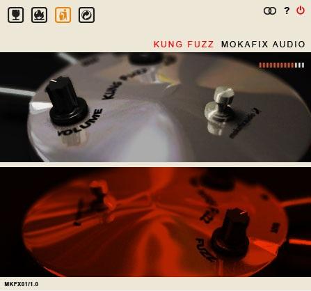 Mokafix Audio Kung Fuzz VST 1.0, vst plugins mokafix, VST, Mokafix Audio