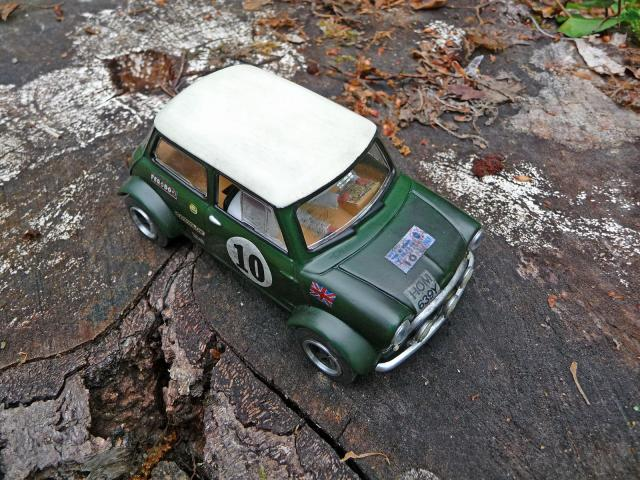 Mini Cooper  Scalextric (Power and Glory) P1020961-1--1cc5cf0