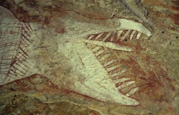 Religion creatures mythiques - Peinture effet serpent ...