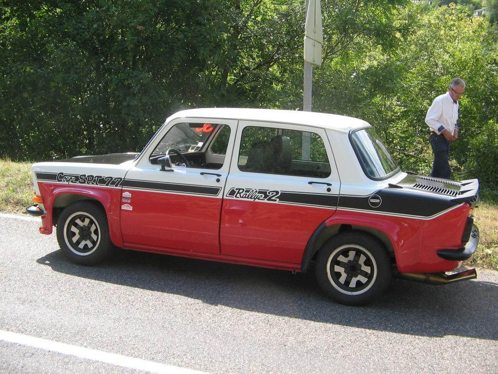 Simca 1000 Rallye 2 splendide: