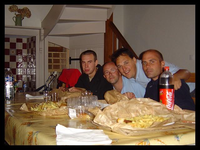 Championnat france adultes 2008 boulogne classement p 8 for Idee repas entre potes