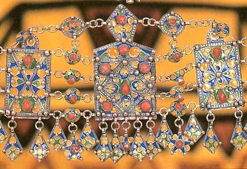 Les joyaux de la civilisation marocaine a votre seul desir for Salon kabyle