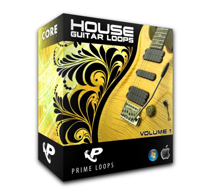 Prime Loops House Guitar Loops Wav