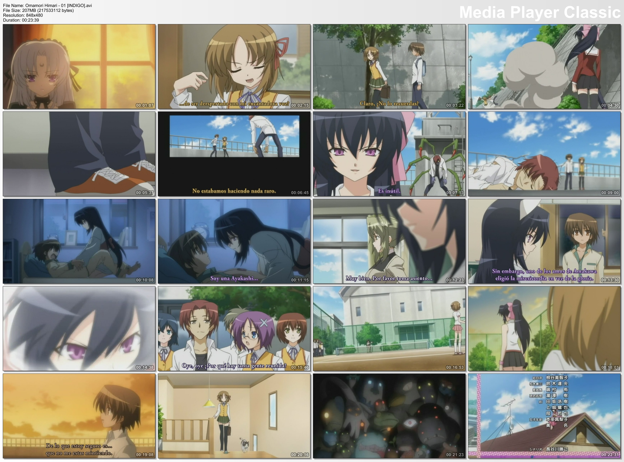 omamori himari   ...igo .avi 17cc80c Wednesday 15th' we must go out tonight. The girls from Jacobs have called, ...