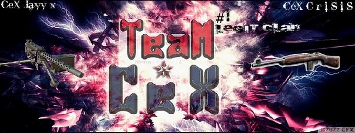 Team CeX Forum Index