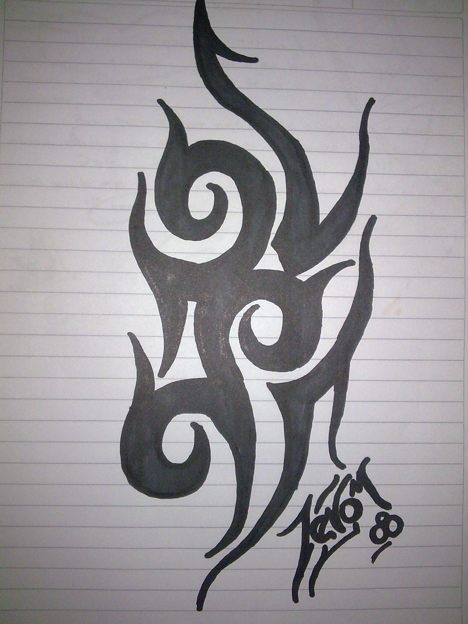 Tatuajes imagenes tatuajes de estrellas - Dibujos tribales para tatuar ...