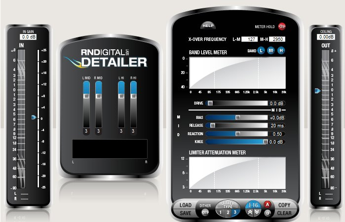 RNDigital DETAILER Native VST 2.1.1.0, VST, Native, Magesy.be