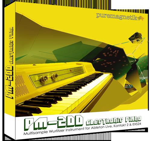 Puremagnetik PM-200 Electronic Piano for KONTAKT